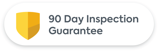 90-Day Inspection Guarantee